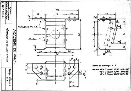 Civ ann es vilg nis - Exercice dessin industriel coupe et section ...